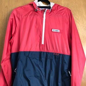 Columbia Sportwear windbreaker jacket